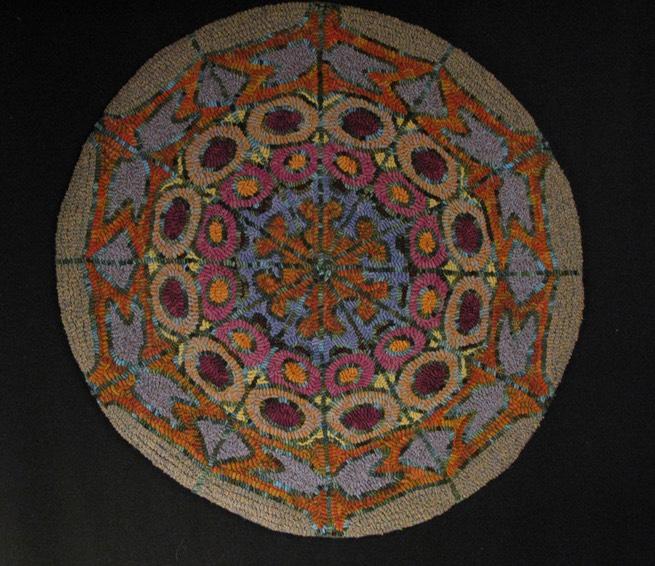 Wool Kaleidoscope Nolahooks Com Nola Nolahooks Com